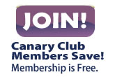 Join! Register at CanaryClub.org