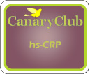 Canary Club High Sensitivity C-Reactive Blood-Spot Profile