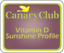 Canary Club Vitamin D Sunshine Profile