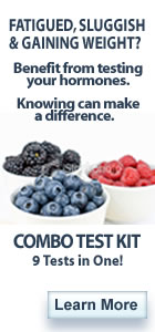 Purchase Your Combo Kit to Test Your Thyroid Hormones