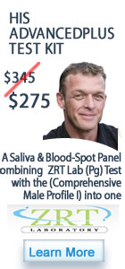 ZRT LAB: HIS ADVANCED PLUS : Especially formulated for Canary Club