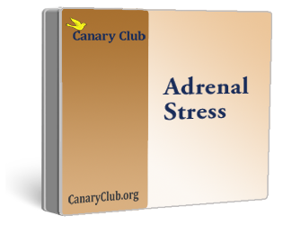 3D Adrenal Stress package