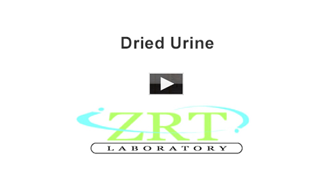 dried urine collection videos