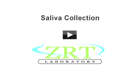 saliva collection videos