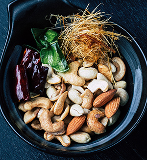 Protein-rich snacks for the holidays