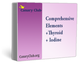 Comprehensive Elements +Thyroid