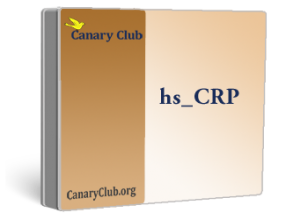 High Sensitivity C-Reactive Protein (hs-CRP)