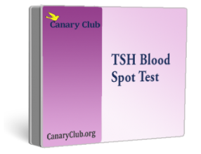 TSH Blood Spot Test