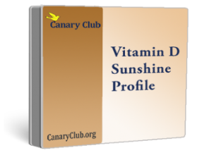 Vitamin D Sunshine Profile