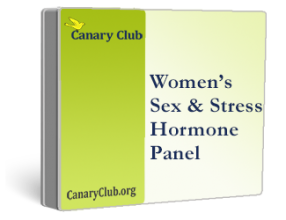 ZRT Womens' Sex & Stress Hormone Panel