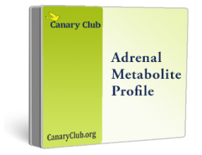 Adrenal Metabolite Profile
